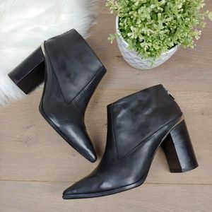 See By Chloe Pointed Toe Ankle Booties